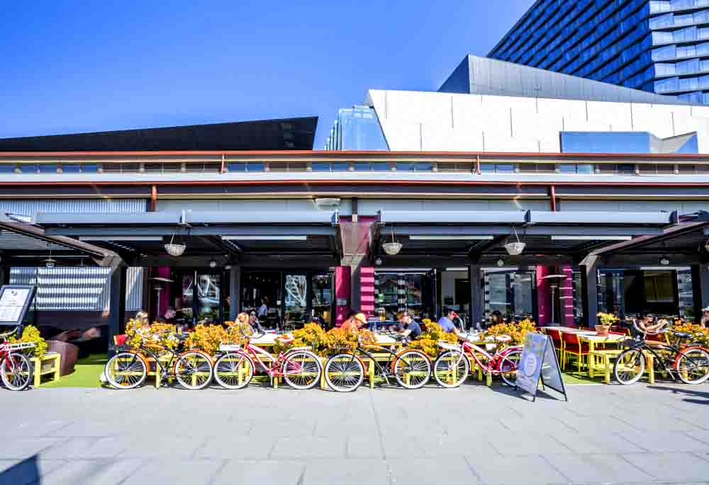 BangPop – Waterfront Venue Hire