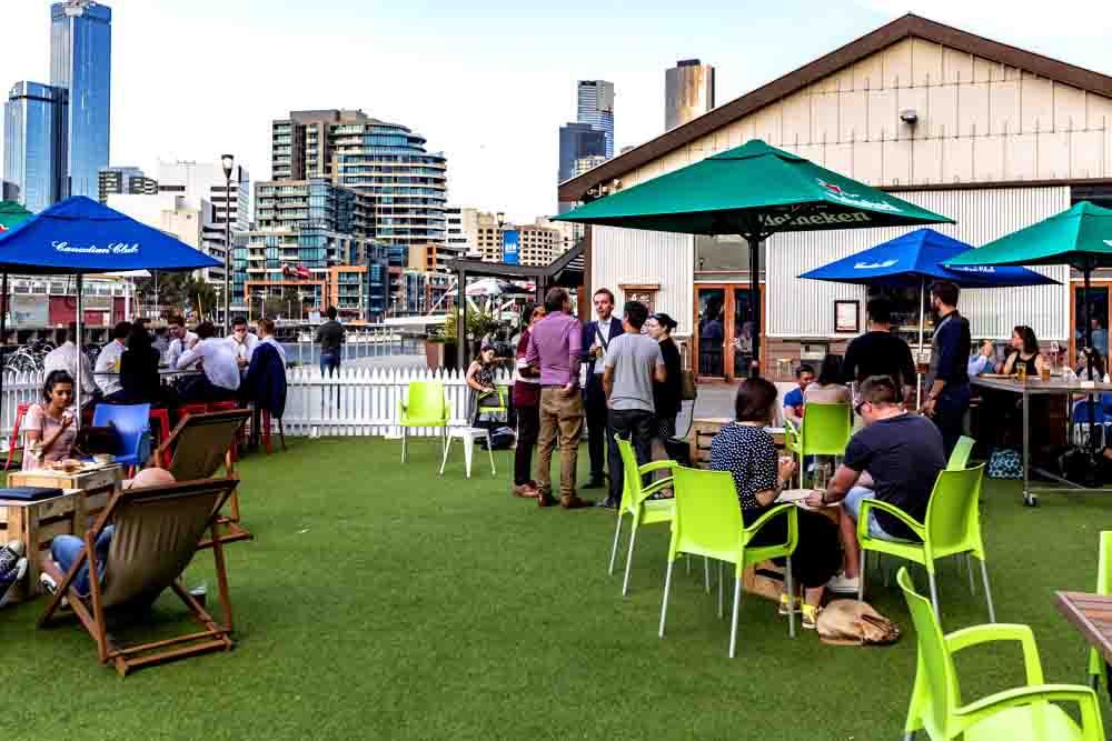 The Common Man Waterfront Bars Hidden City Secrets