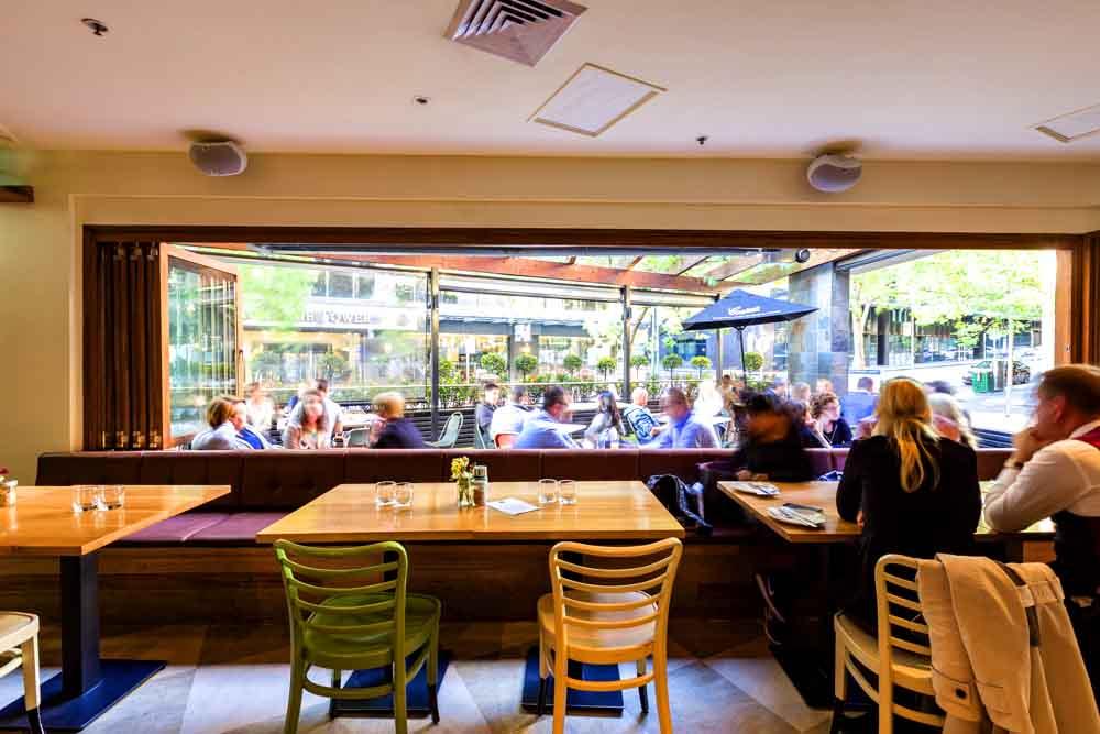 Henry and the Fox – CBD Restaurants