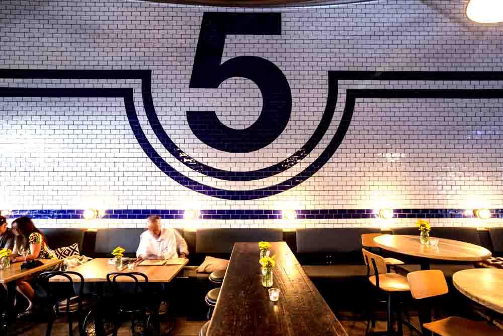 Plus Five <br/>Best Waterfront Restaurants