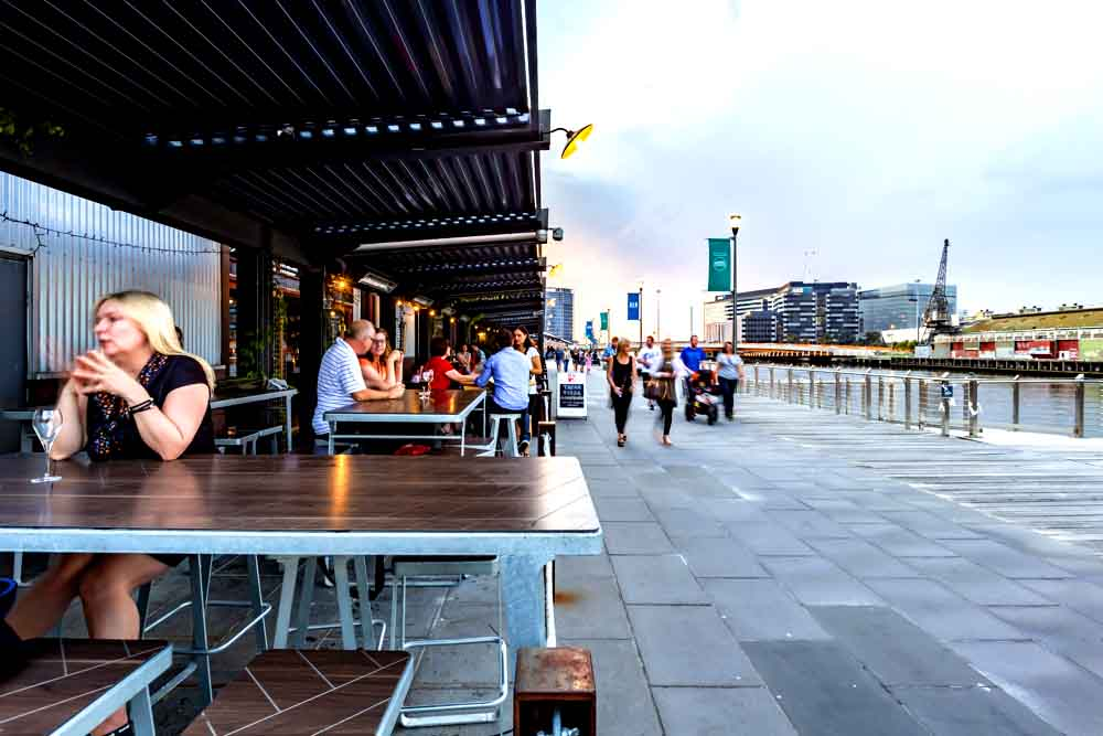 Plus Five – Waterfront Restaurants