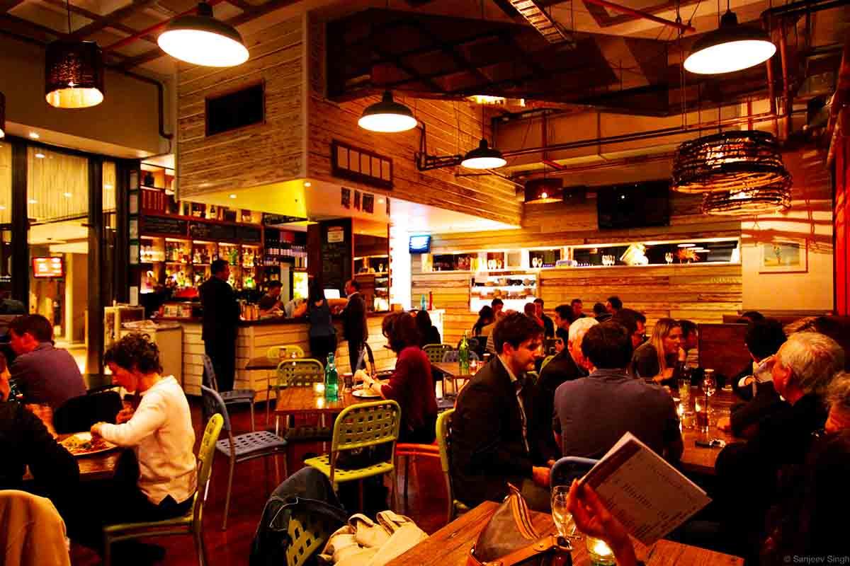 Italian Restaurants In The City Sydney