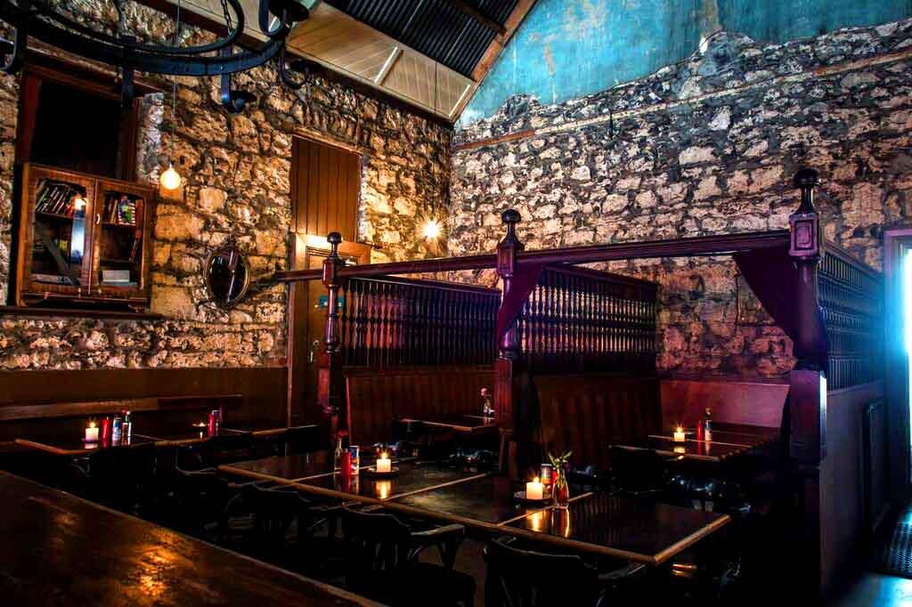 Wesley Anne – Beer Garden Bars!