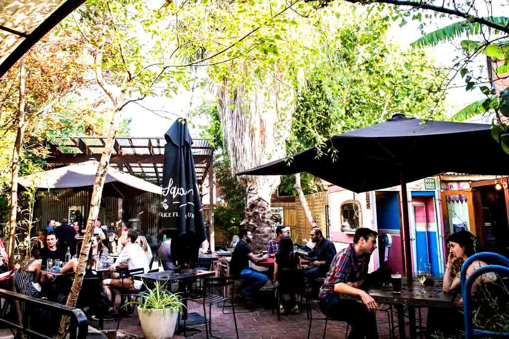Wesley Anne Beer Garden Bars Hidden City Secrets