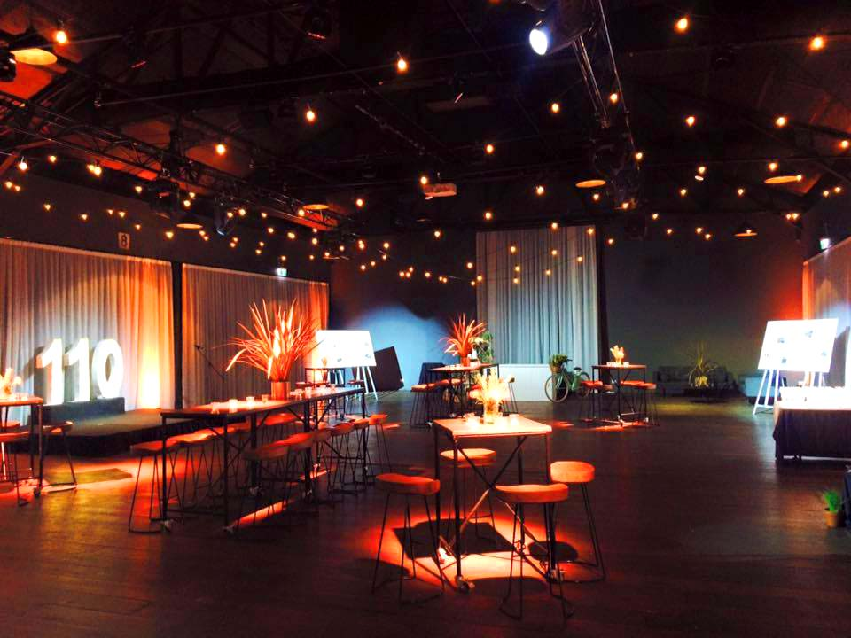 Cargo Hall – Industrial Function Space
