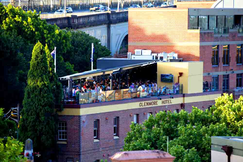 Work Christmas Party Ideas Sydney Part - 45: The Glenmore U2013 Rooftop Venues