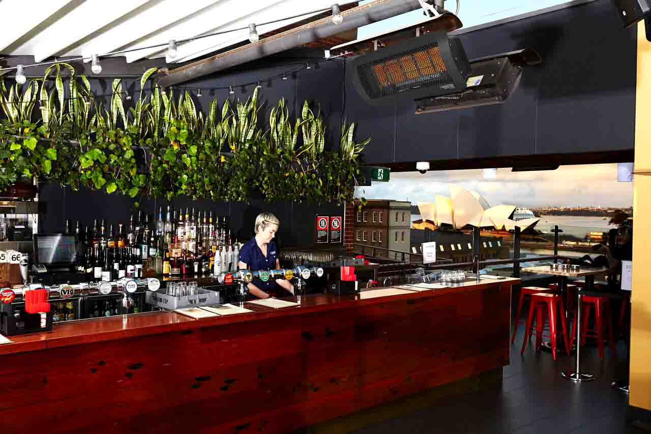 The glenmore rooftop bars hidden city secrets - Pictures of bars ...