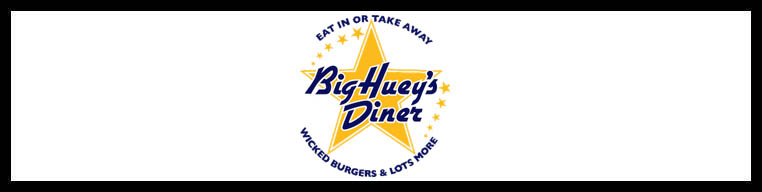 Big Huey's Diner -Closed Down