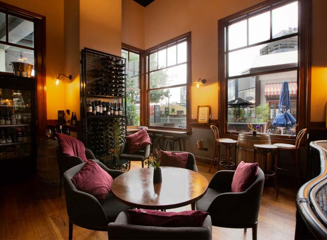 Bohemian Wine Bar <br/>Best Modern Dining