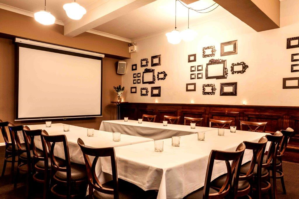 Campari house restaurants melbourne hidden city secrets for Best private dining rooms in melbourne