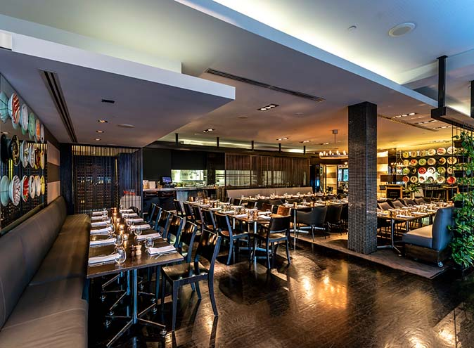 Dish – Top CBD Restaurants