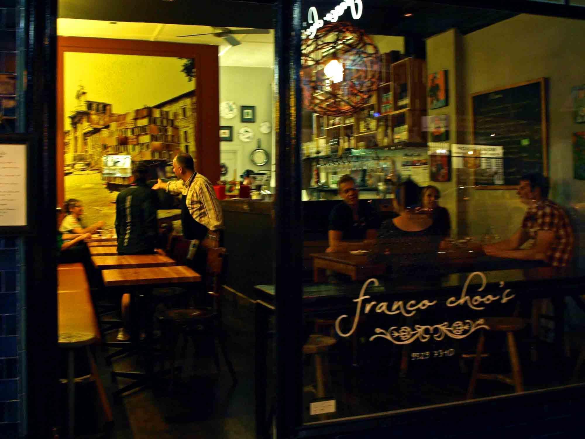 Franco Choo's – Rustic Italian Dining