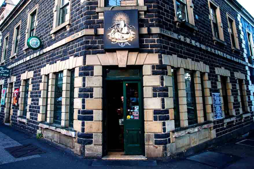 The Grace Darling Hotel – Live Music Venue