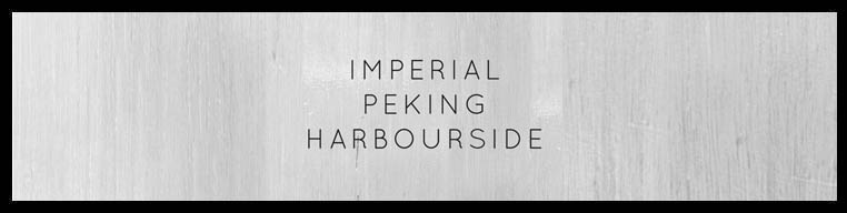 Imperial Peking Harbourside – Venue Hire
