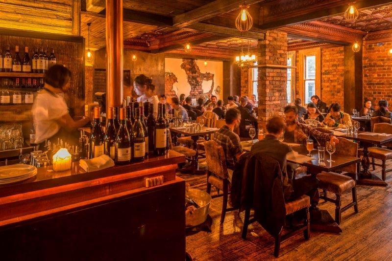 Best restaurants melbourne hcs for American cuisine melbourne