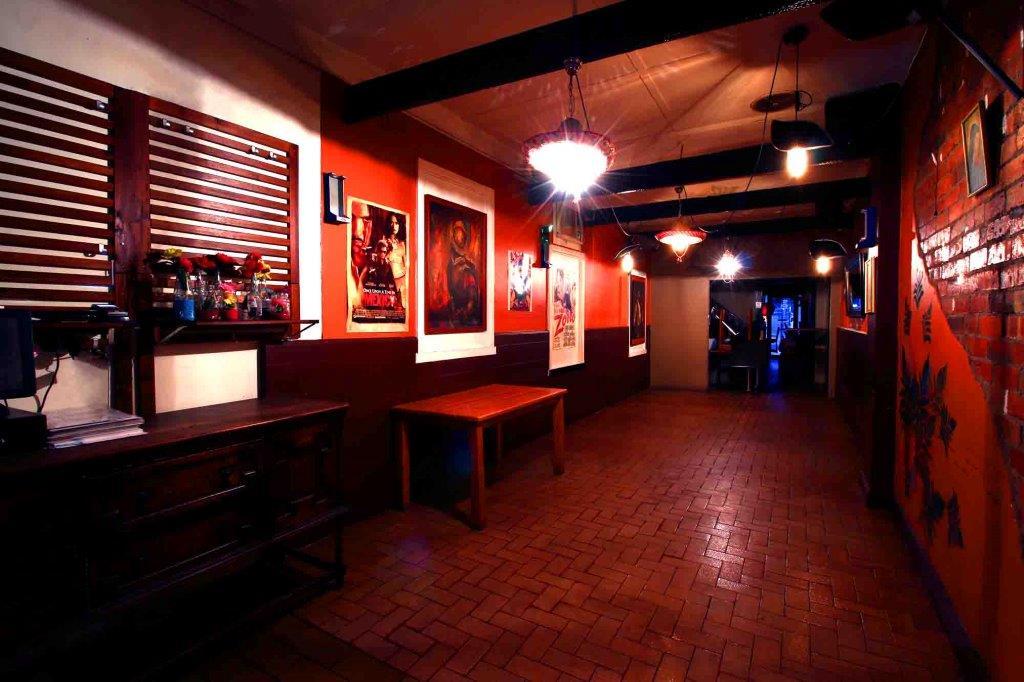 Maya Bar – VENUE CLOSED