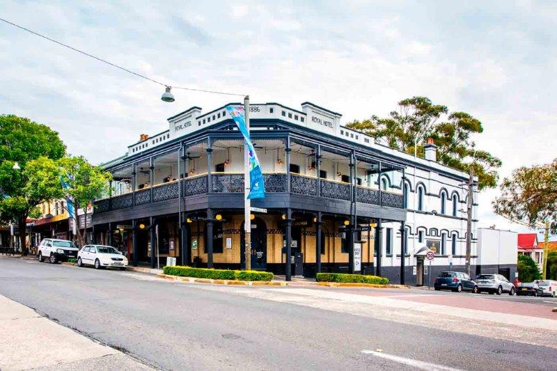The Royal Leichhardt – Top Bars