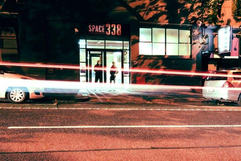 Space 338 – Warehouse Function Venues