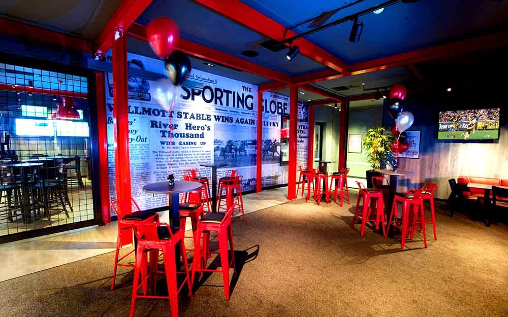 Sporting Globe – Richmond Sports Bar!