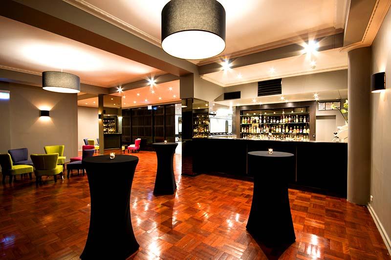 Syrah Bar – Cocktail Function Space