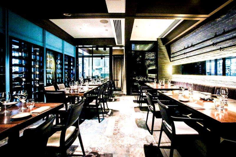 The atlantic waterfront function venues hidden city for Best private dining rooms melbourne