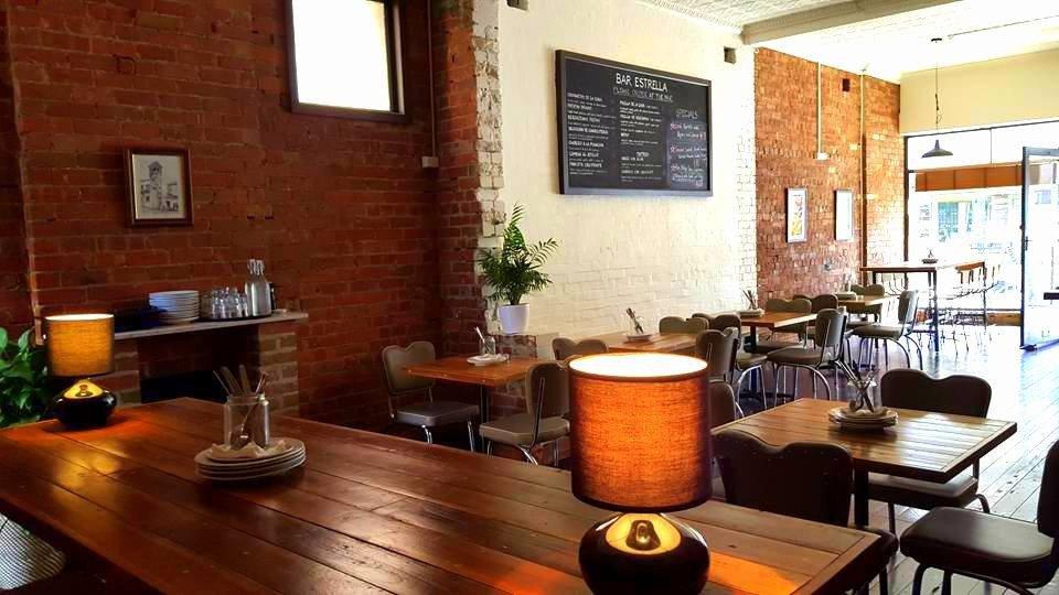 Bar estrella spanish venues hidden city secrets for Best private dining rooms sydney 2016