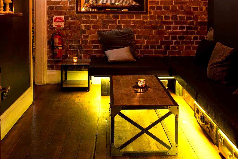 The Captain's Balcony – CBD Bars Sydney