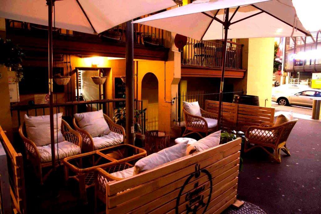 The Captain's Balcony – Function Venues