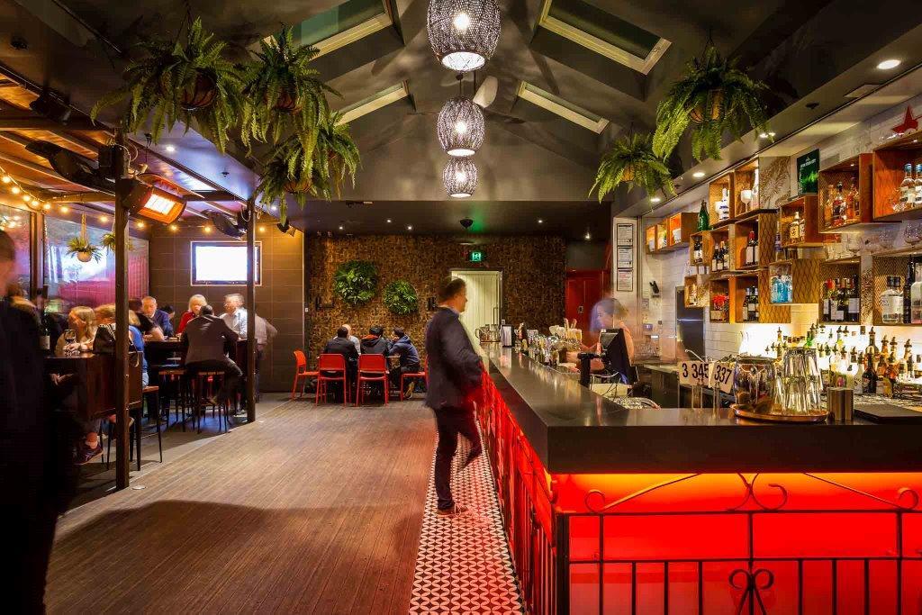 European Bier Cafe – Rooftop CBD Bars
