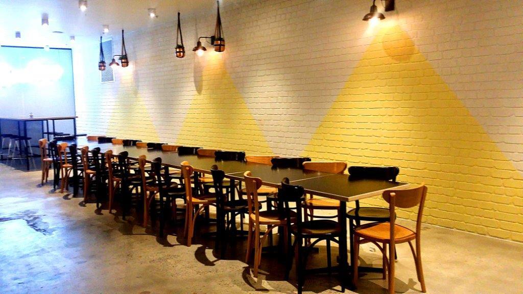 Little flinders laneway restaurants hidden city secrets for Australian cuisine melbourne