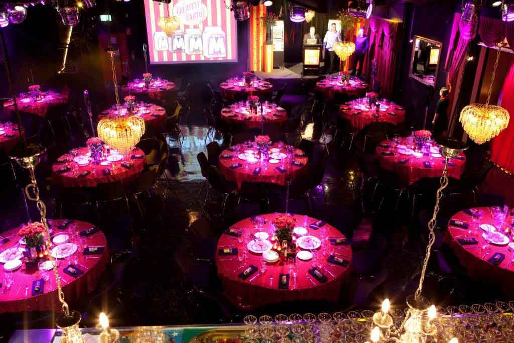Red Scooter – Party Event Venues