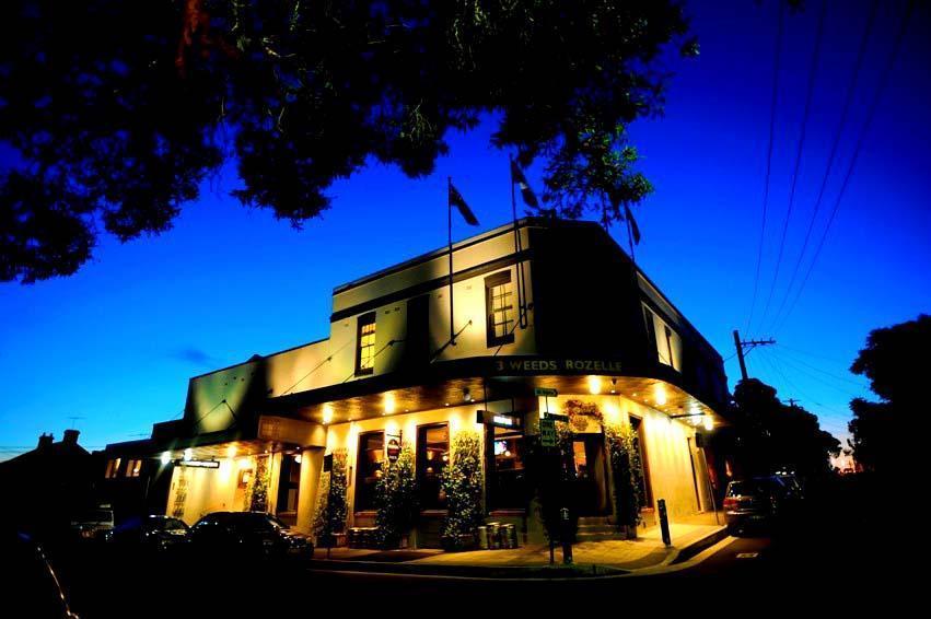 3 Weeds Rozelle – Sydney Bars