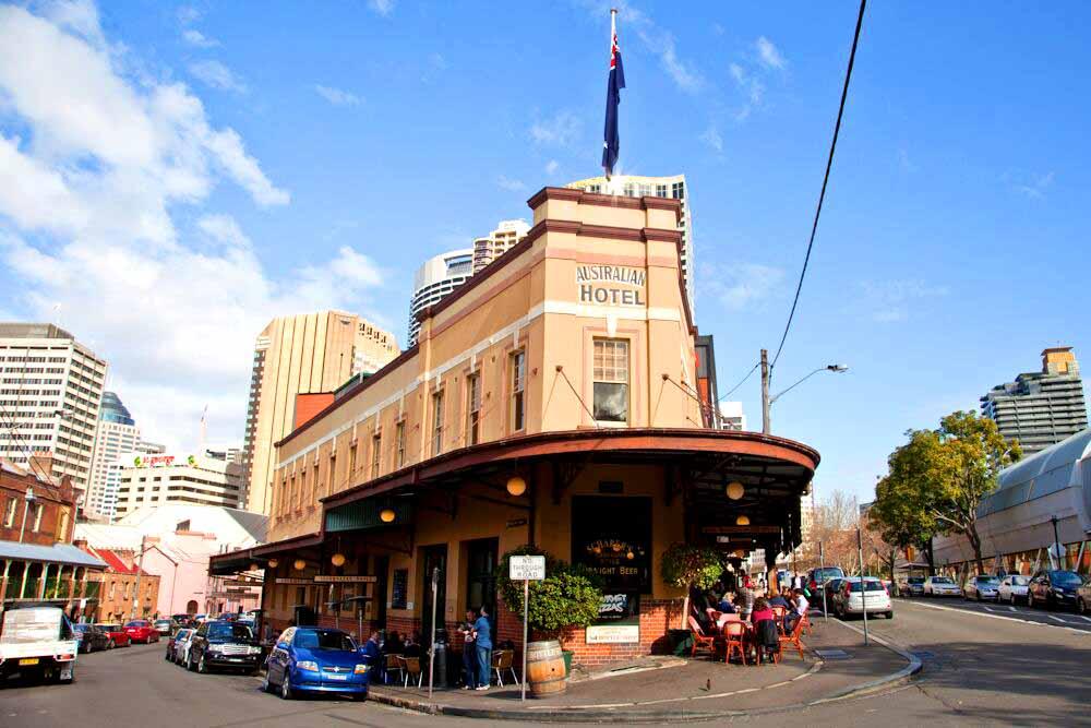 sydney heritage hotel - photo#4