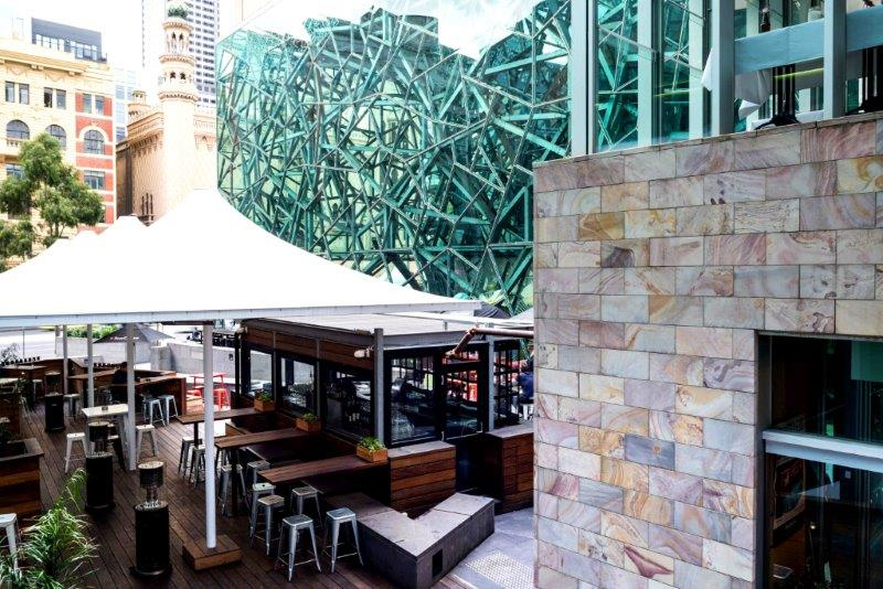 Beer DeLuxe Fed Square – Bars
