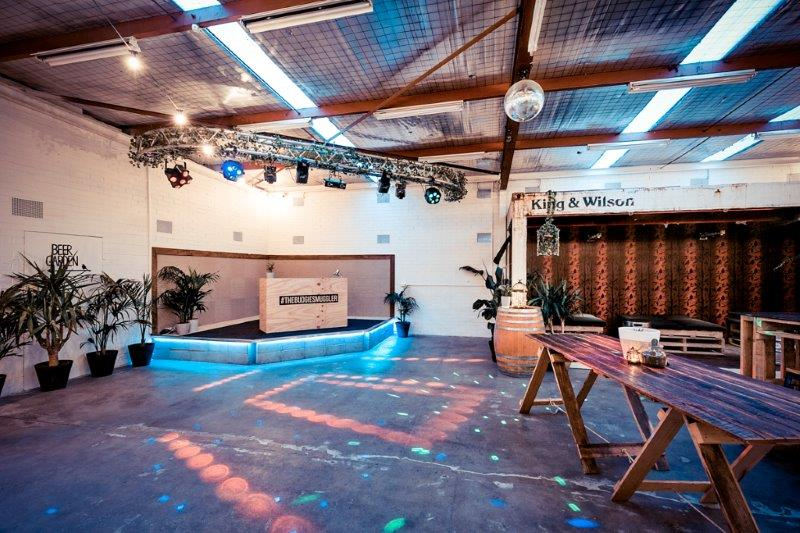 The Budgie Smuggler Warehouse Venues Hidden City Secrets