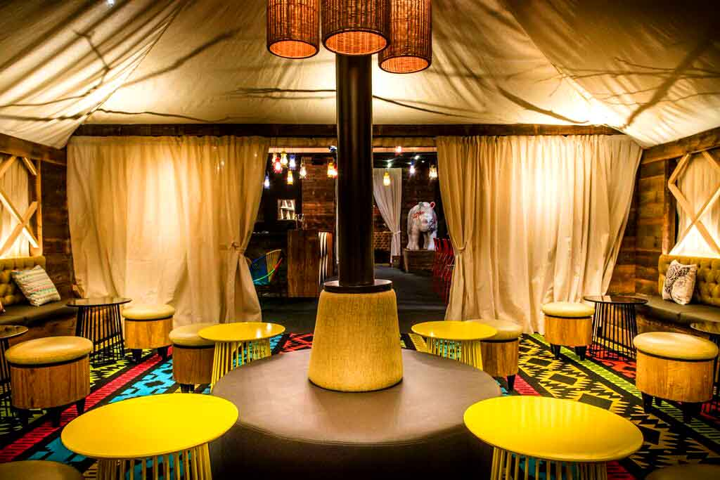 Glamp – Function Venues for Hire
