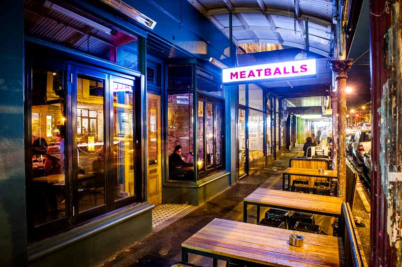 Meatball & Wine Bar – Collingwood