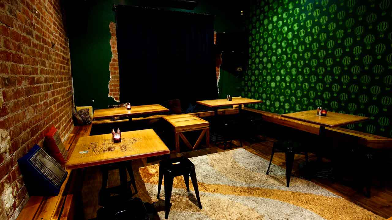 The Mordy Supper Club – Cool Restaurants
