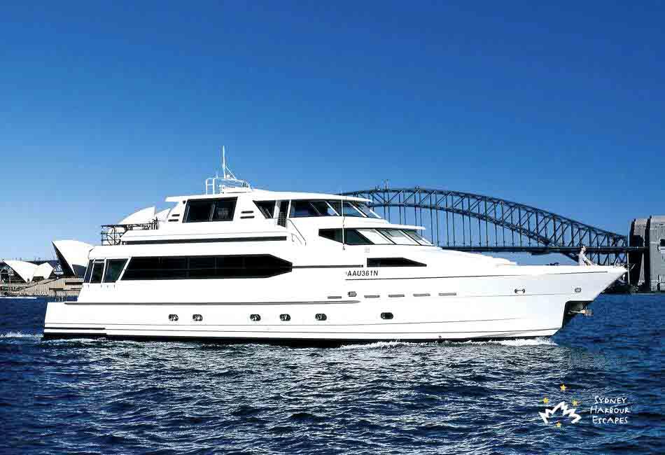 Sydney Harbour Escapes – Boats & Cruises!