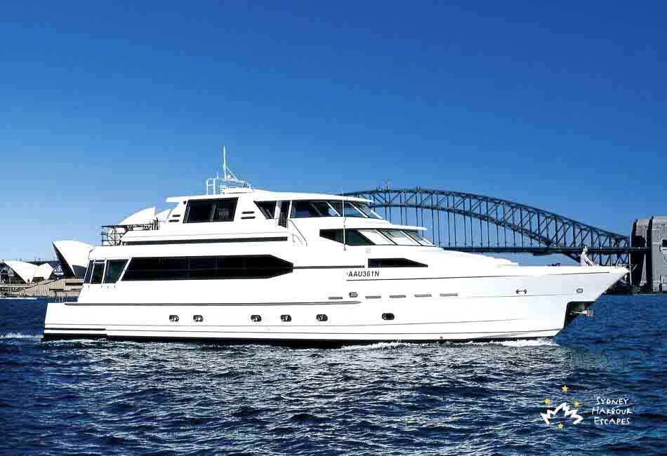 Sydney Harbour Escapes – Function Venues