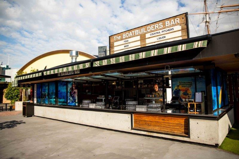 The Boatbuilders Yard – Unreal Bars