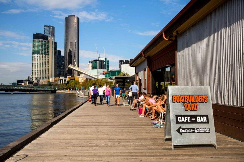 The Boatbuilders Yard – Unique Waterfront Venues