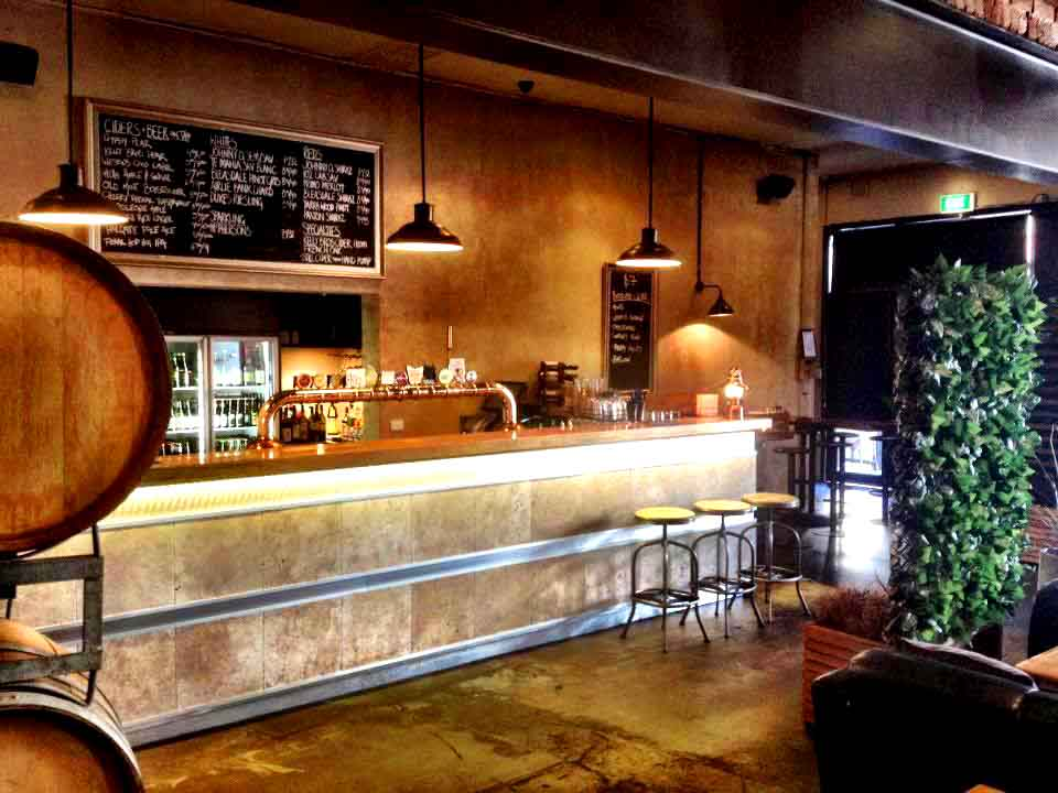 Brunswick St. Cider House – Great Bars