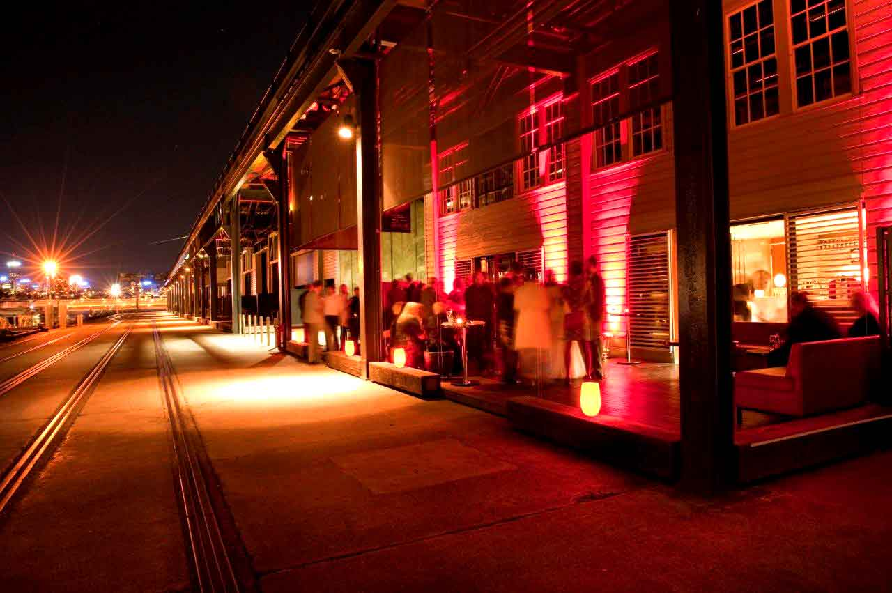 Cafe Morso – Waterfront Venues