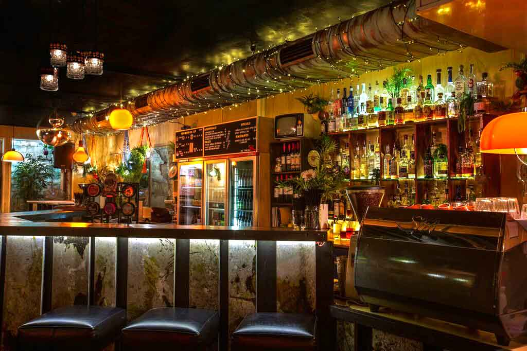 Fiftyfive – Hidden Bars
