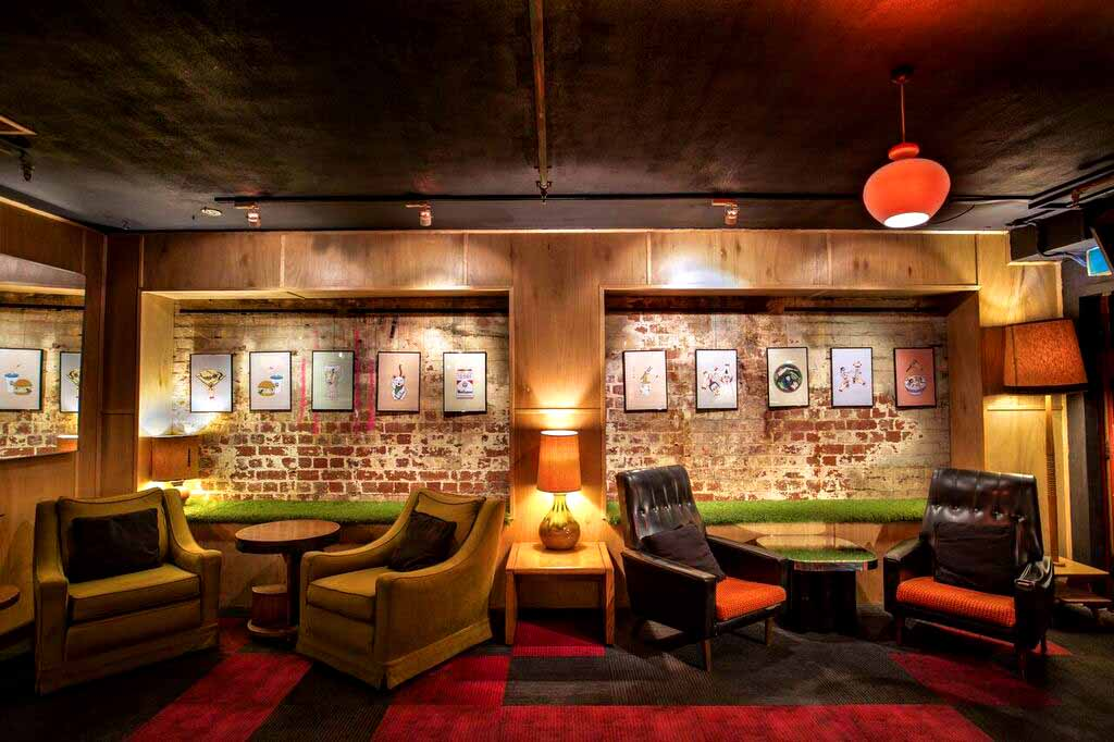 Fiftyfive – Hidden Party Venues