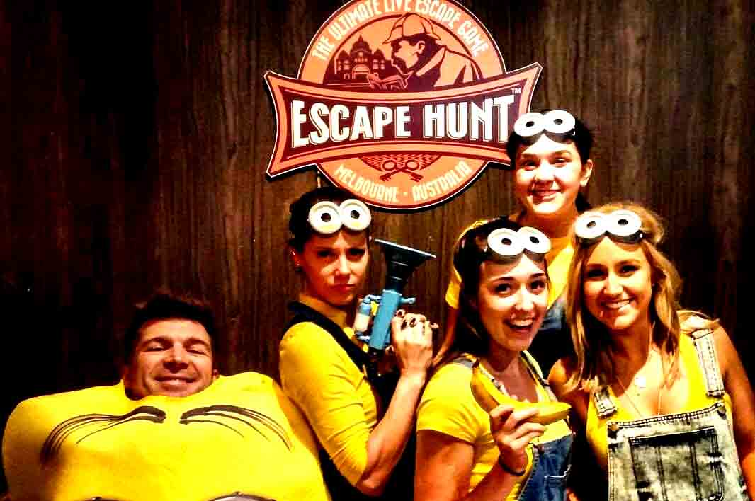 Escape Hunt Melbourne – Function Venues
