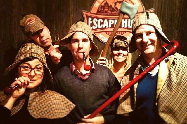 Escape Hunt Melbourne