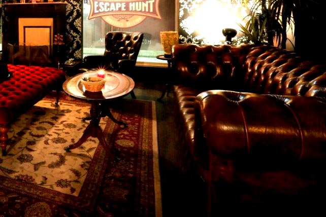 Escape Hunt Sydney – Group Activities