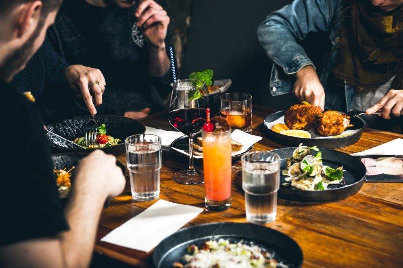 Spare Me Kitchen- Late Night Restaurants